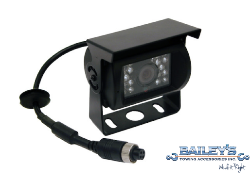Buyers Products 8881200 Rear Observation Camera System with 7 in LCD Color Display